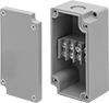 Enclosure-Mounted Terminal Blocks