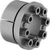 Self-Centering Screw-Clamp Bushings