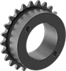 Split-Tapered Bushing-Bore Sprockets for ANSI Roller Chain