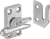 Latches for Swing-Open Windows