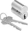 Master Keyed Easy-Change Lock Cylinders