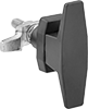Tight-Hold T-Handle Cam Latches