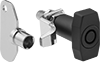 Tight-Hold Circular-Keyway Keyed Alike Cam Locks