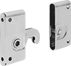 Hex-Socket Draw Latches