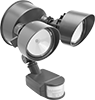 Motion-Sensing Security Lights