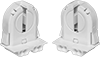 Tight-Hold Sockets for Tubular Light Bulbs