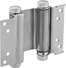 Mortise-Mount Two-Way Swinging Door Hinges