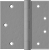 Half-Mortise Entry Door Hinges
