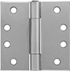 Maintenance-Free Mortise-Mount Entry Door Template Hinges