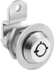 Circular-Keyway Cam Locks
