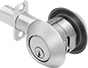 Keyed-on-Both-Sides Deadbolt Door Locks
