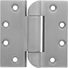 Tamper-Resistant Mortise-Mount Entry Door Template Hinges with Bearings