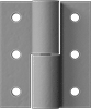 Adjustable Heavy Duty Hinges with Holes
