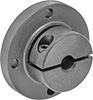 Easy-Access Flange-Mounted Shaft Supports