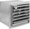Direct-Drive Wall-Mount Exhaust Fans with Louvers