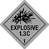 Hazardous Material Shipping Labels