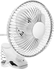 Clip-On Desk Fans