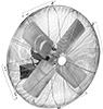 High-Output Wall-Mount Fans