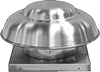 Direct-Drive Downdraft Roof-Mount Exhaust Fans