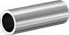 Extra-Thick-Wall Stainless Steel Unthreaded Pipe
