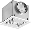Ultra-Quiet Ceiling-Mount Lavatory Exhaust Fans