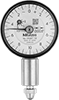 Mitutoyo Plus/Minus Dial Plunger-Style Variance Indicators with Calibration Certificate