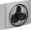 Window-Mount Office Fans