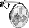 Adjustable-Arm Fans