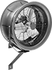 Wall-Mount Jet-Stream Fans