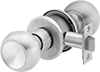 Washdown High-Traffic Door Knobs