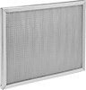 Heavy Duty Reusable Metal Panel Filters