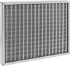 High-Temperature Reusable Metal Panel Filters