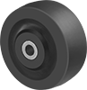 Static-Control Rubber Wheels
