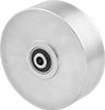 Corrosion-Resistant Stainless Steel Wheels