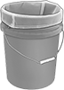 Filter Bags for 5-Gallon Pails