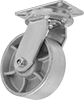 Extra-High-Capacity Stronghart Casters with Metal Wheels