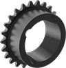 Taper-Lock Bushing-Bore Sprockets for ANSI Roller Chain