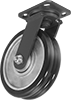 Extra-High-Capacity Kingston Casters with Polyurethane Wheels
