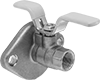 Single-Flange On/Off Valves