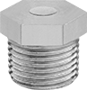 Threaded Pressure-Relief Discs