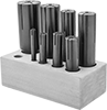 Expanding-End Lathe Mandrel Sets
