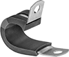 Snug-Fit Vibration-Damping Loop Clamps