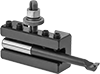 Square- and Round-Shank Tool Holders for Quick-Change Lathe Tool Posts