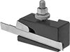 Cutoff Blade Holders for Quick-Change Lathe Tool Posts
