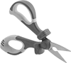 Electrical-Insulating Scissors for Wire Cutting and Stripping
