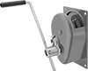 Wall-Mount Heavy Duty Hand Winches for Wire Rope—For Lifting