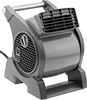 Pivoting-Head Surface-Drying Fans