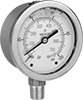 Vibration-Resistant Drinking Water Pressure Gauges
