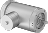 Sanitary Washdown Face-Mount AC Motors