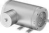 Sanitary Washdown Base/Face-Mount AC Motors
